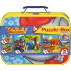 Benjamin the Elephant box, 2x26, 2x48 db (55594)