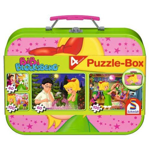 Bibi Blocksberg box, 2x60, 2x100 db (55595)