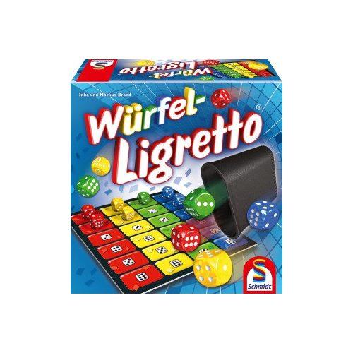 Ligretto dice / Würfel (49611)