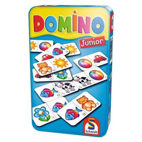 Domino Junior fémdobozban (51240)