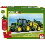 Tractor 6630 with sprayer, 40 db (55625)