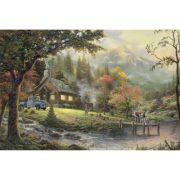 Peaceful Moment, Thomas Kinkade, 500 db (58465)