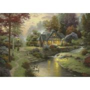 Stillwater Cottage, Thomas Kinkade, 1000 db (58464)