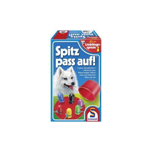 Watch, Doggie, watch! -  Spitz pass auf! (40531)