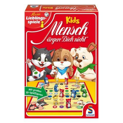 Mensch ärgere Dich nicht Kids - Ki nevet a végén? (40534)