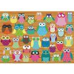 Owls, 500 db (58196)