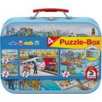 Vehicles, Puzzle-Box, 2x26, 2x48 db (56508)