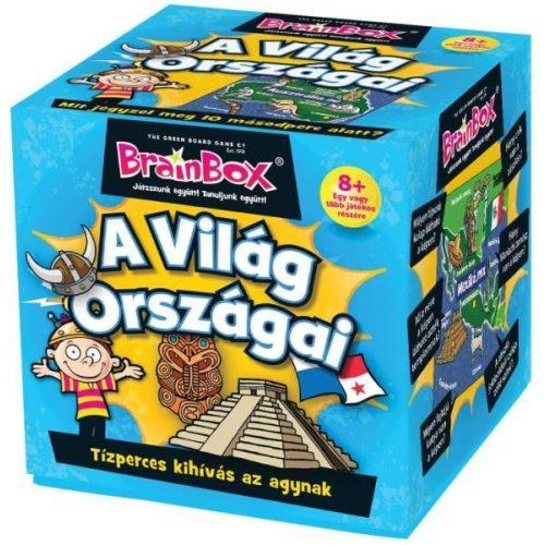 BrainBox - A világ országai
