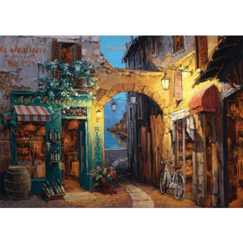 Alley at Lake Como, Sam Park, 1000 db (59313)