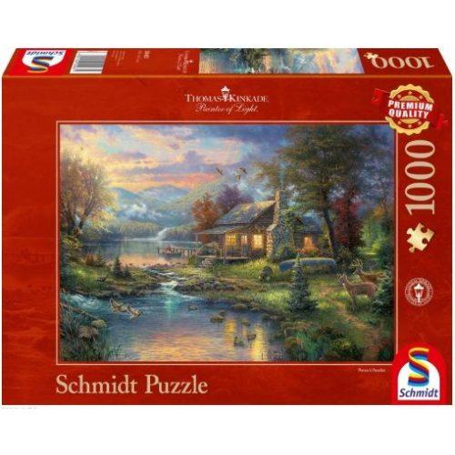 Nature's Paradise, Thomas Kinkade, 1000 db (59467)