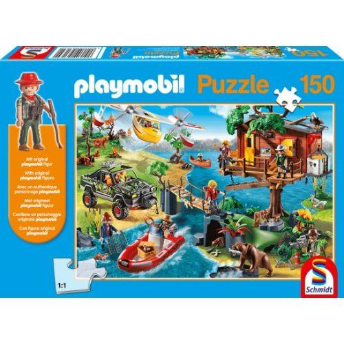 Playmobil, Tree House, 150 db (56164)