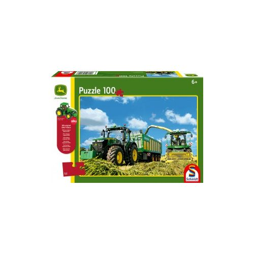 Tractor 7310R and 8600i forage harvester, 100 db (56044)