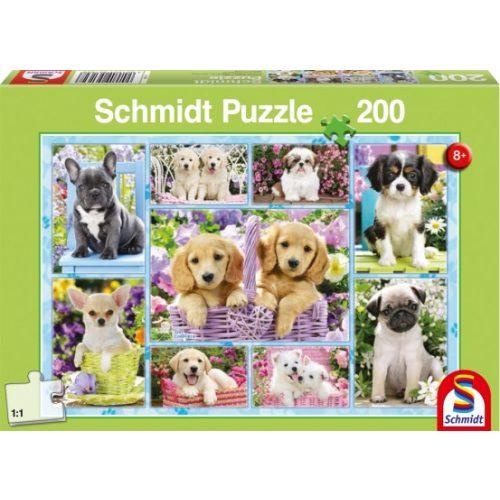 Puppies, 200 db (56162)