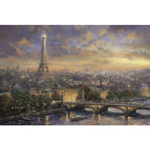 Paris, City of Love, Thomas Kinkade, 1000 db (59470)