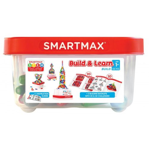 SmartMax Build & Learn