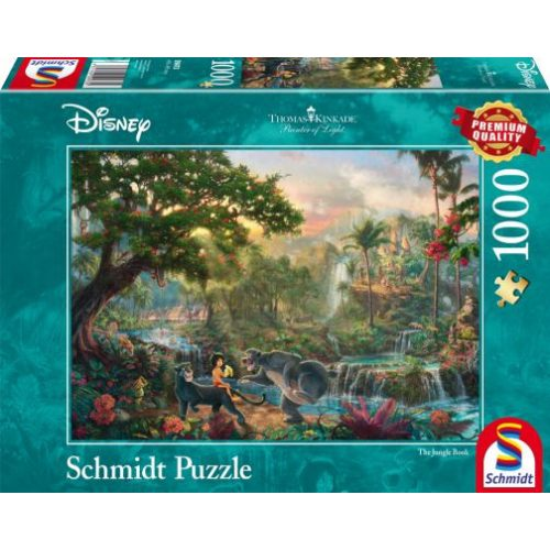Disney The Jungle Book, 1000 db (59473)