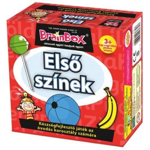 BrainBox - Első színek