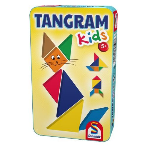 Tangram Kids fémdobozban (51406)