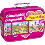 Playmobil, Puzzle-Box pink, 2x60, 2x100 db (56498)