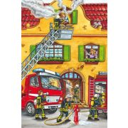 Fire brigade and police, 3x24 db (56215)