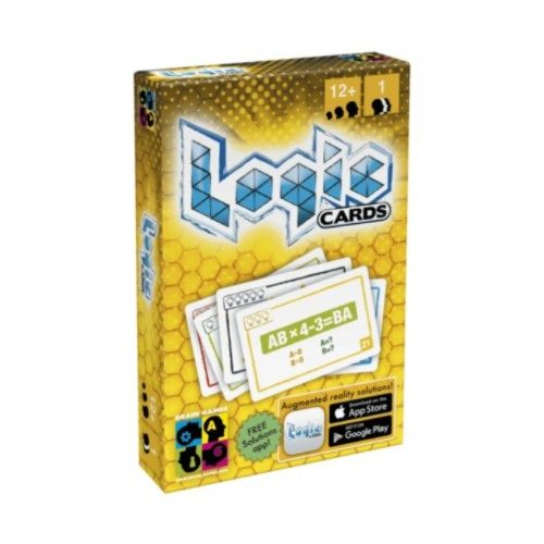Logic Card – sárga