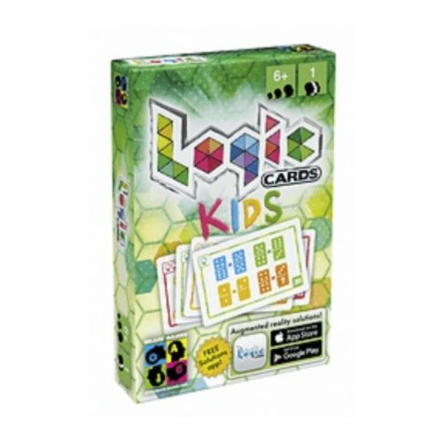 Logic Cards -kids