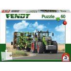 Fendt 1050 Vario with Amazone Cenius Cultivator, 60 db (56255)