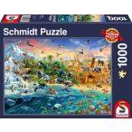 Die Welt der Tiere, 1000 db (58324)