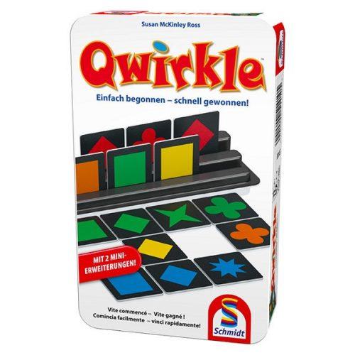 Qwirkle fémdobozos (88171)