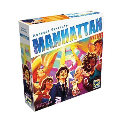 Manhattan  - új kiadás