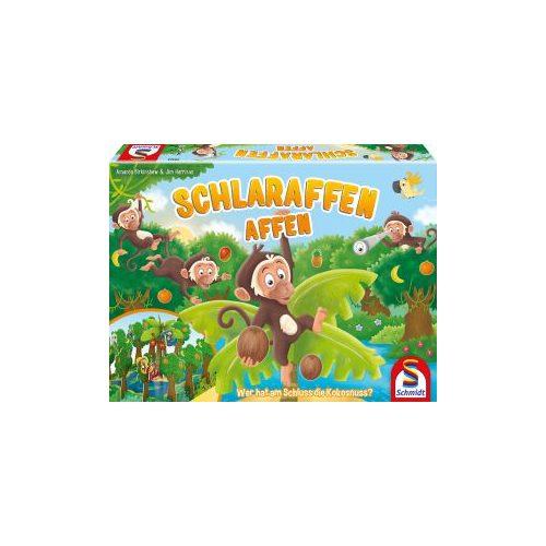 Schlaraffen Affen - A Majomerdő Királya (40552)