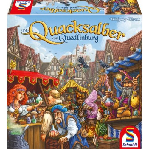 Die Quacksalber von Quedlinburg (49341) német nyelvű