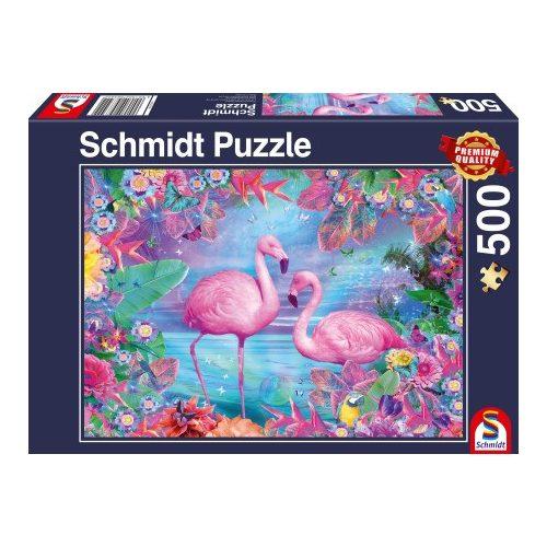 Flamingos, 500 db (58342)