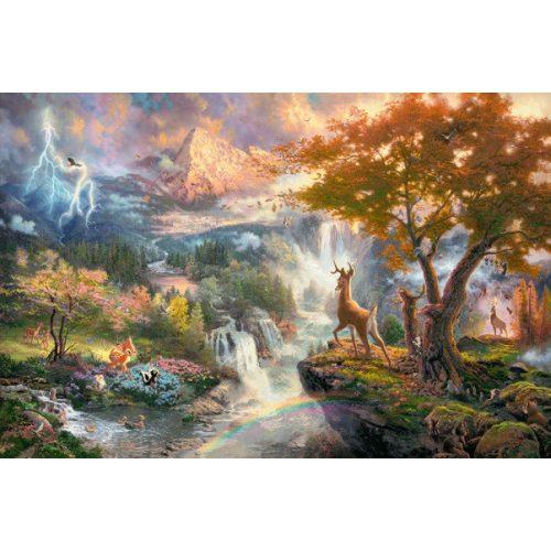 Disney, Bambi, 1000 pcs (59486)