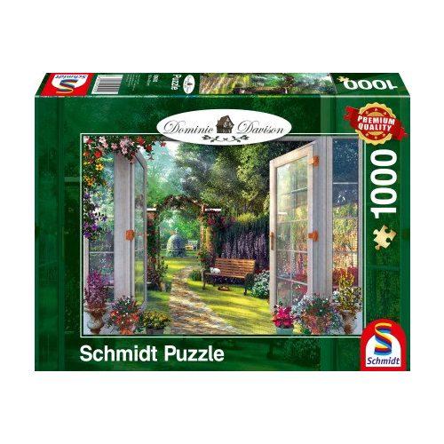 View of the Enchanted Garden, 1000 pcs (59592)