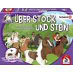 Schleich Horse Club, Über Stock und Stein (40586)