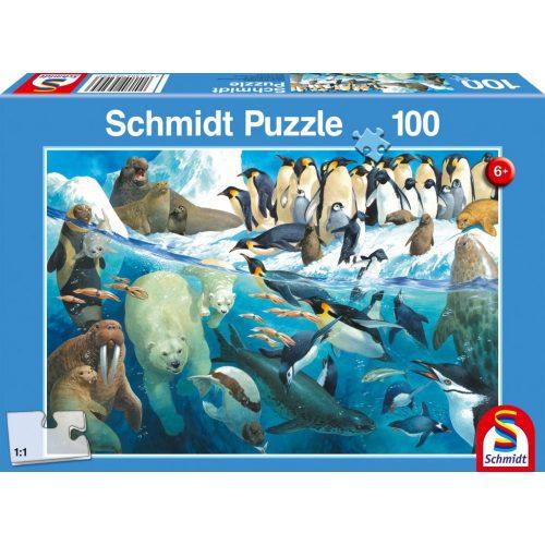 Animals of the polar regions, 100 db (56295)