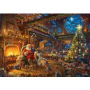 Santa Claus and his elves, Limited Edition, 1000 db (59494)