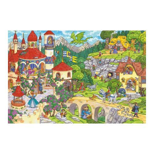 A fairytale kingdom, 100 db (56311)