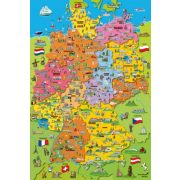 Cartoon map of Germany, 200 db (56312)