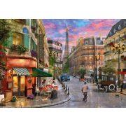 Straße zum Eiffelturm, 1000 db (58387)
