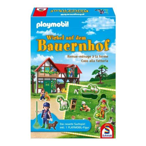 Playmobil, Wirbel auf dem Bauernhof (40593)