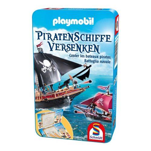 Playmobil, Kalózhajó torpedó - fémdobozban (51429)