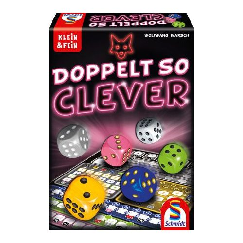 Doppelt so clever/Twice as clever  (49357/88234)