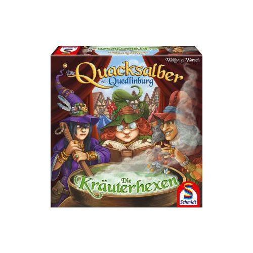 Die Quacksalber von Quedlinburg! Die Kräuterhexen  - Kuruzslók kiegészítő - német nyelvű (49358)