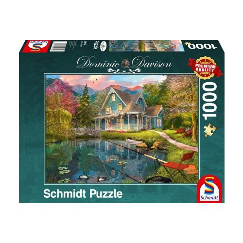 Ruhesitz am See, 1000 db  (59619)
