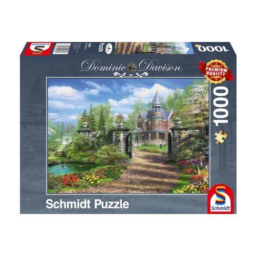 Idyllisches Landgut, 1000 db  (59618)