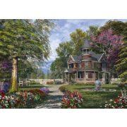 Herrenhaus mit Türmchen, 1000 db  (59617)