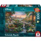 Disney, 101 Dalmatiner, 1000 db  (59489)