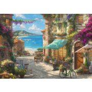 Café an der italienischen Riviera, 1000 db (59624)